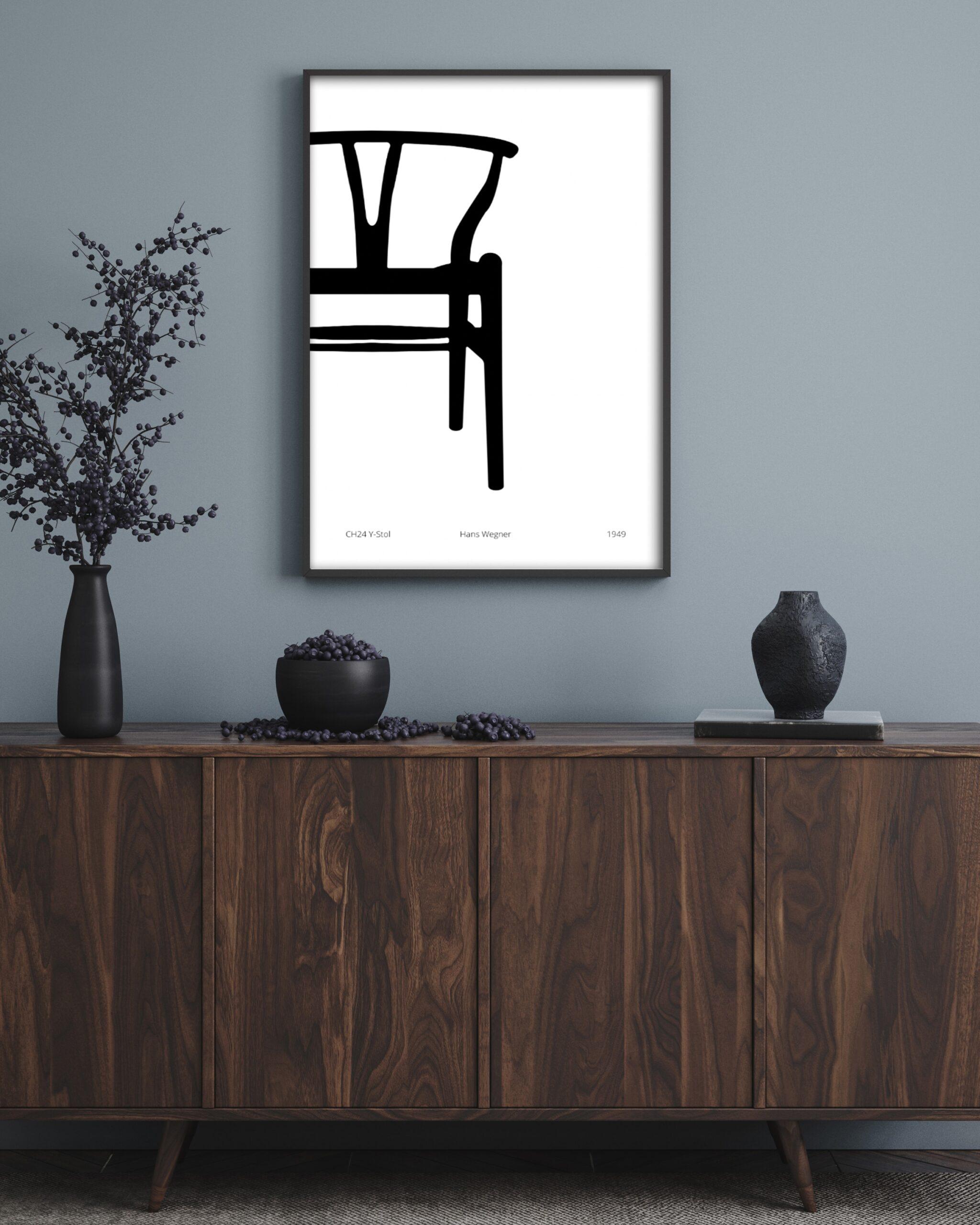Artsy / artsy black and white posters